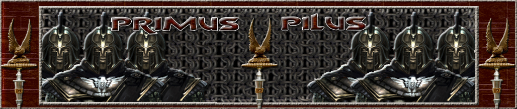 Primus Pilus Banner